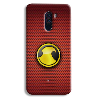 Red Robin POCO F1 Case