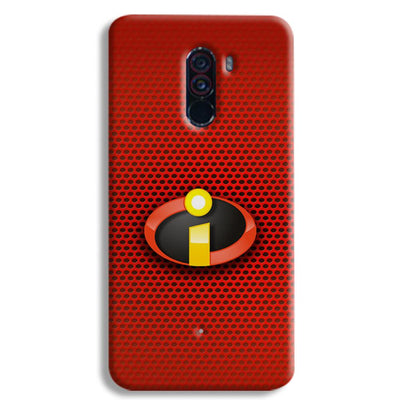 The Incredibles POCO F1 Case
