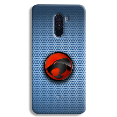 The Thunder Cats POCO F1 Case