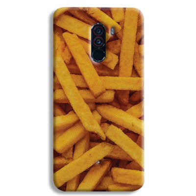 French Fries POCO F1 Case