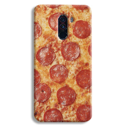 Pepperoni Pizza POCO F1 Case