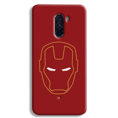 Iron Man POCO F1 Case
