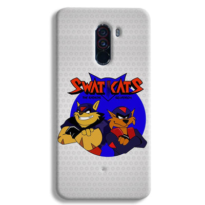 Swat Cats POCO F1 Case
