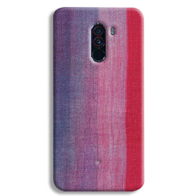 Multicolor Stripes POCO F1 Case