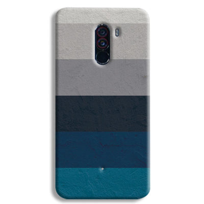 Greece Hues POCO F1 Case
