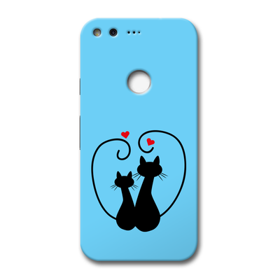 Cat Love Google Pixel Case