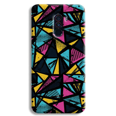 Abstract POCO F1 Case