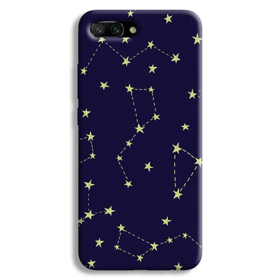 Constellation Blue Honor 10 Case