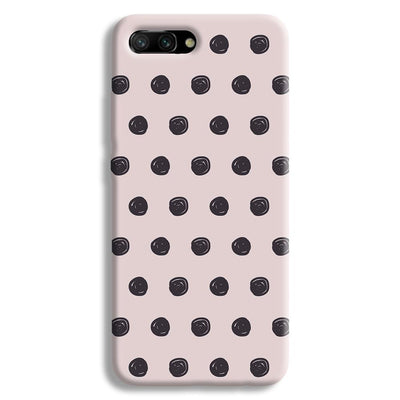 Dalmatian Pattern Honor 10 Case