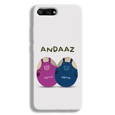 Andaaz Apna Apna Honor 10 Case
