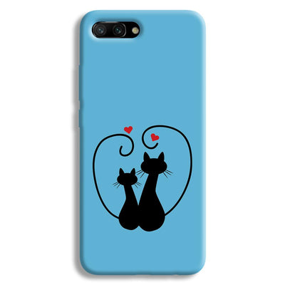 Cat Love Honor 10 Case
