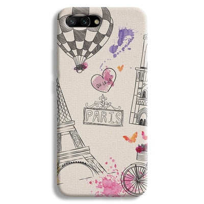 Paris Honor 10 Case