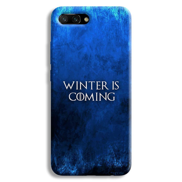 Winter is Coming Honor 10 Case