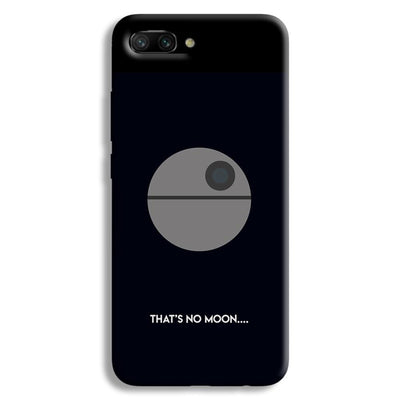 That's No Moon Honor 10 Case