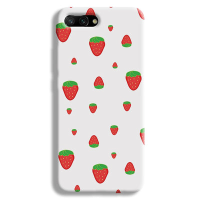 Strawberry Honor 10 Case