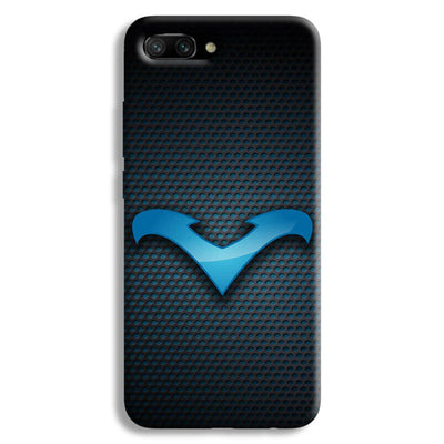 Nightwing Blue Honor 10 Case