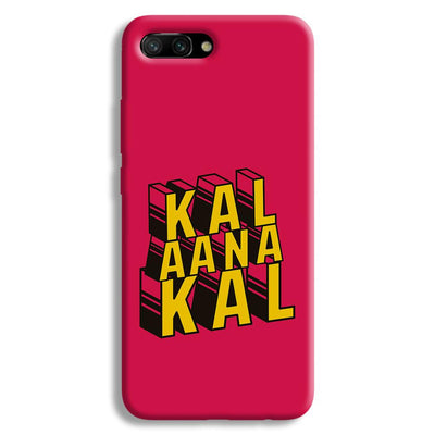 Kal Ana Kal Honor 10 Case