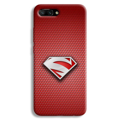 Superman Red Honor 10 Case