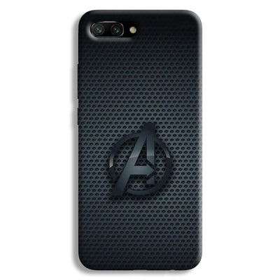 Avenger Grey Honor 10 Case