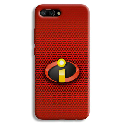 The Incredibles Honor 10 Case