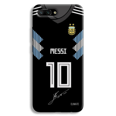 Messi (Argentina) Jersey Honor 10 Case