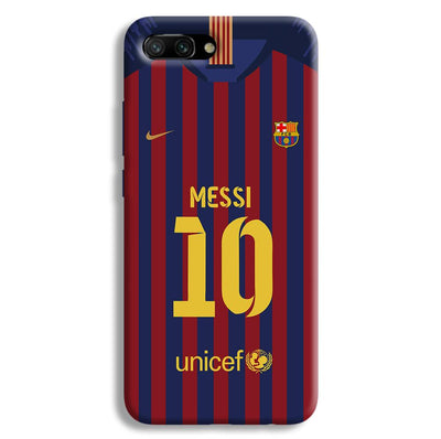Messi (FC Barcelona) Jersey Honor 10 Case