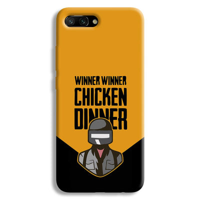 Pubg Chicken Dinner Honor 10 Case