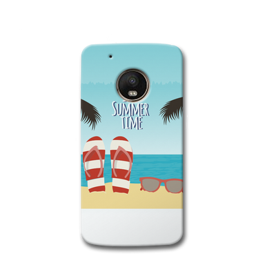 It's Summer Time Moto G5s Case
