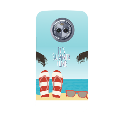 It's Summer Time Moto X4 Case