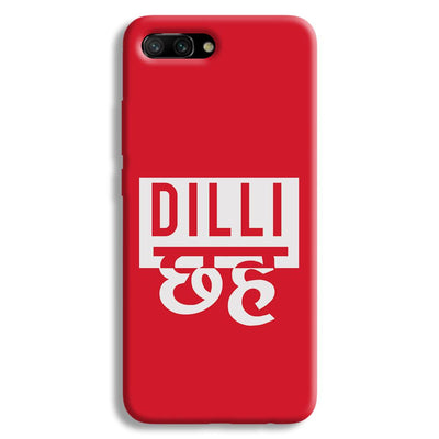 Dilli 6 Honor 10 Case