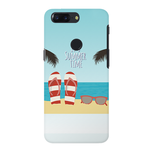 It's Summer Time OnePlus 5T Case
