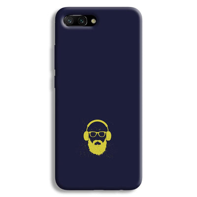 Bearded Man Honor 10 Case
