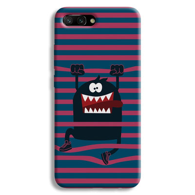 Laughing Monster Honor 10 Case