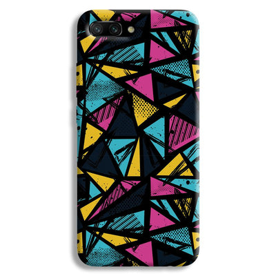 Abstract Honor 10 Case