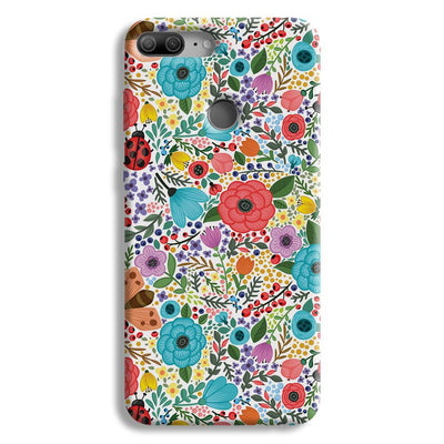 Floral Pattern Honor 9 Lite Case