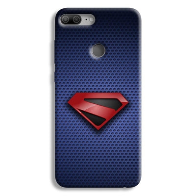 Superman Blue Honor 9 Lite Case
