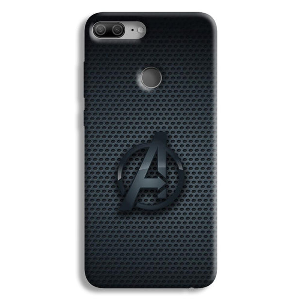 Avenger Grey Honor 9 Lite Case