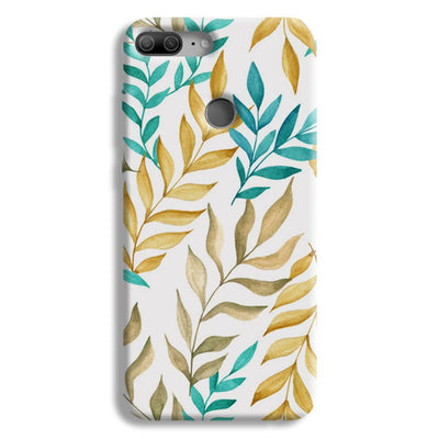 Tropical leaves  Honor 9 Lite Case