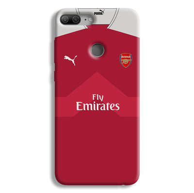 Arsenal F.C. Jersey Honor 9 Lite Case