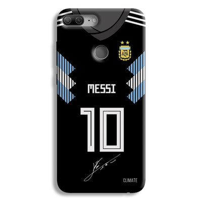 Messi (Argentina) Jersey Honor 9 Lite Case