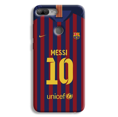 Messi (FC Barcelona) Jersey Honor 9 Lite Case