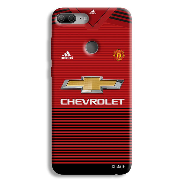 Manchester United Jersey Honor 9 Lite Case