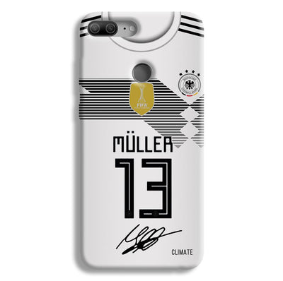 Muller Jersey Honor 9 Lite Case