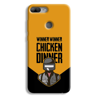 Pubg Chicken Dinner Honor 9 Lite Case