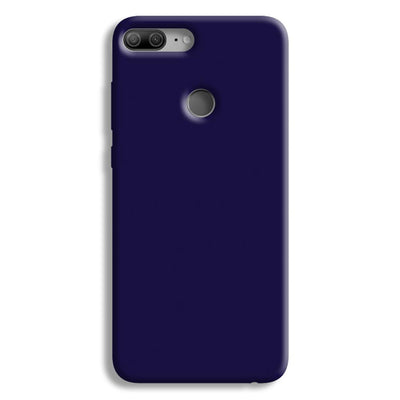 Navy Blue Honor 9 Lite Case
