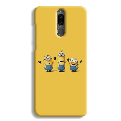 Three Minions Honor 9i Case