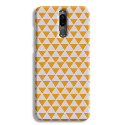 Yellow Triangle Honor 9i Case