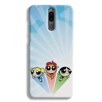 The Powerpuff Girls Honor 9i Case