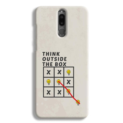 Think Outside the Box Honor 9i Case