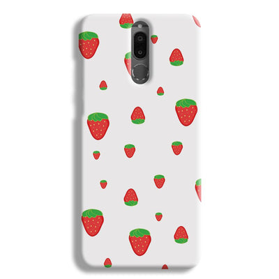 Strawberry Honor 9i Case